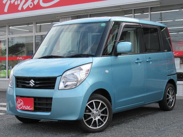 スズキ X ワンオーナー ユーザー買取車 ナビ TV ETC パワースライドドア 社外アルミ