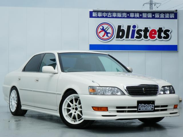 トヨタ ルラーンS エンジン(1JZ-GTE)・ミッション公認済/車高調/トラス前置IC/HKSエアクリ/エンケイ17インチアルミ/GPスポーツ