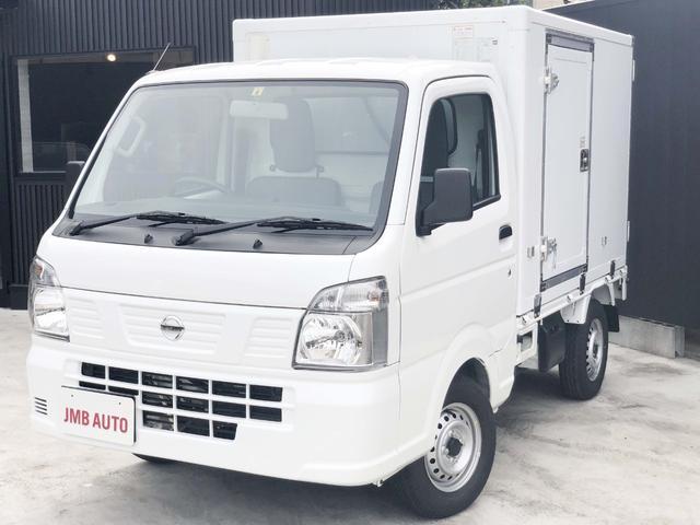 日産 DX 東プレ製・冷蔵冷凍車・中温 2WD AT