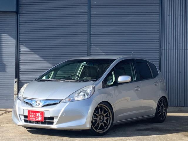 ホンダ スマートセレクション ファインスタイル SDナビ・車高調・ワークエモーション17AW・社外マフラー