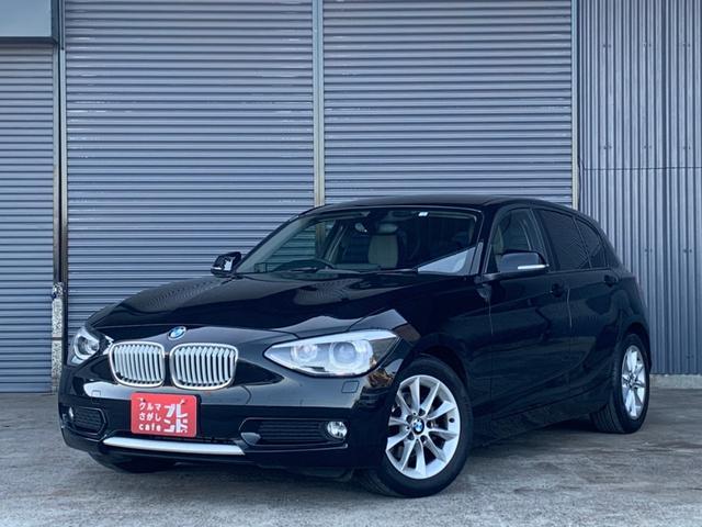 BMW 116i スタイル 純正HDDナビ・バックカメラ・ETC