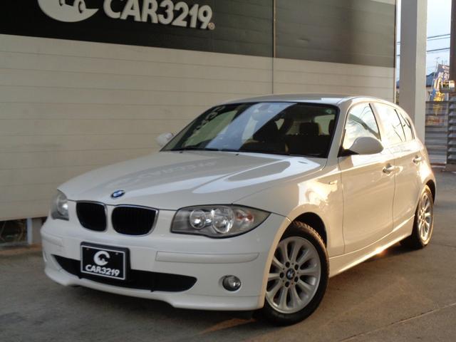 BMW 1シリーズ 116i 当社買取車 マニュアルモード付AT ドラレコ ETC 純正AW オートエアコン フォグランプ キーレス CD