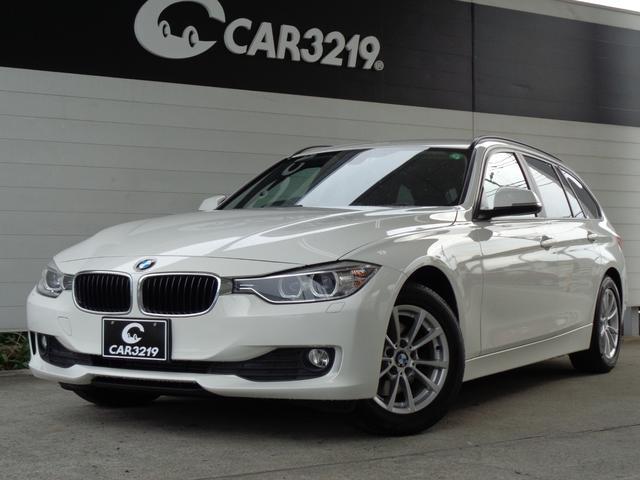 BMW 3シリーズ 320dブルーパフォーマンス ツーリング 純正HDDナビBluetoothバックカメラ運転席助手席パワーシート純正アルミミラー型ETC