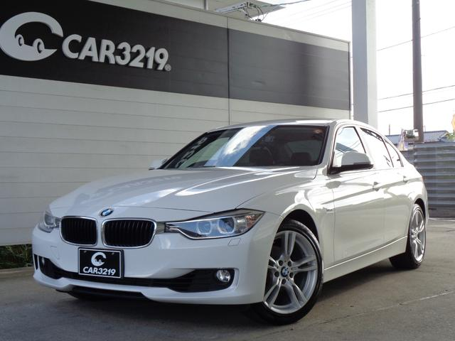 BMW 3シリーズ 320i 当社買取車 18AW スマートキー プッシュスタート ETC ドラレコ HDDナビ Bluetooth接続可能 バックカメラ パワーシート HIDライト