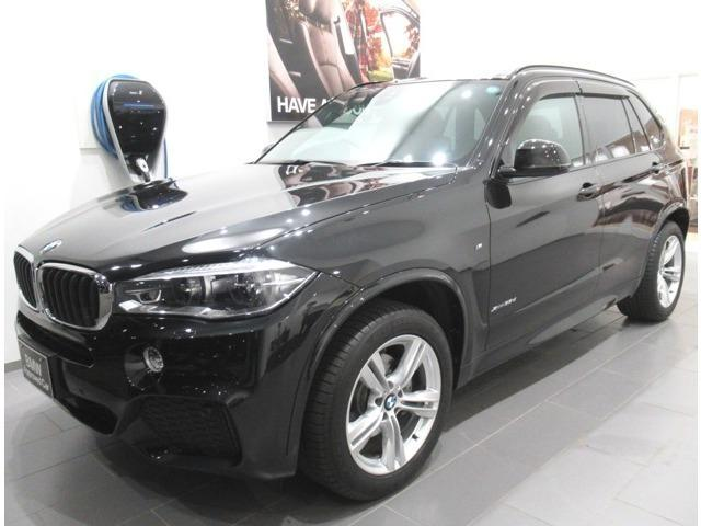 BMW xDrive 35d Mスポーツ サンルーフ ACC ブラックレザー