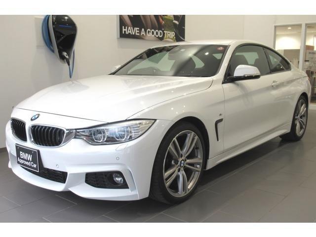 BMW 4シリーズ 428iクーペ Mスポーツ 19インチホイール LEDライト