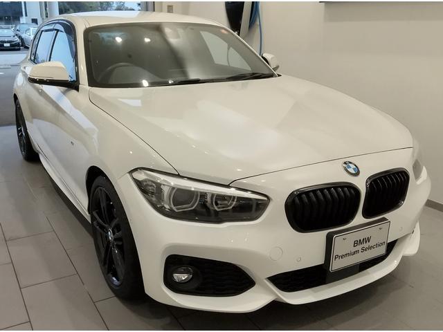 BMW 1シリーズ 118d Mスポーツ エディションシャドー ブラックレザー シートヒーター ACC 電動シート LEDライト Hi-Fiスピーカーシステム コンフォートアクセス バックカメラ