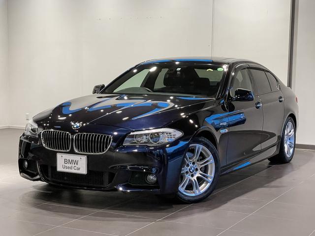 BMW 5シリーズ 523i Mスポーツパッケージ サンルーフ 直列6気筒エンジン