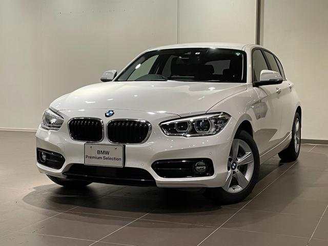 BMW 1シリーズ 118d スポーツ ACC 地デジチューナー パーキングサポートパッケージ アクティブクルーズコントロール フィルム施工済み ETC2.0 衝突被害軽減ブレーキ