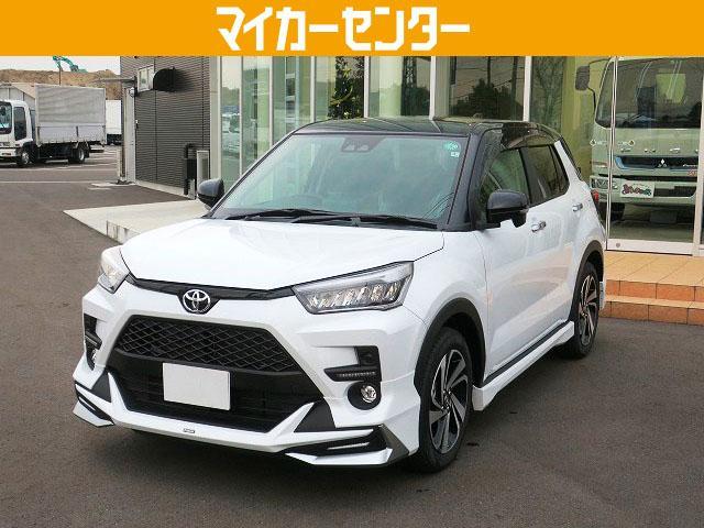 「トヨタ」「ライズ」「SUV・クロカン」「栃木県」の中古車