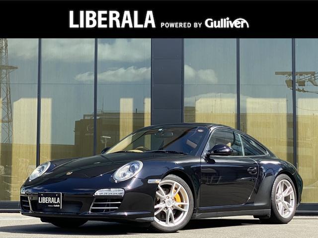 ポルシェ 911 911カレラ4 スポーツクロノパッケージスポーツプラスベージュレザーシートシートヒーター HIDライトビルシュタインサスエナペタル車高調イエローブレーキキャリパーアルカンターラルーフ純正ナビフルセグBカメラ