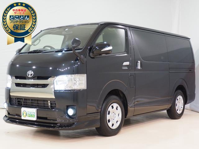 トヨタ スーパーGL ダークプライム ・ナビ・フルセグ・バックモニター・電動スライドドア・プッシュスタート・LED・Bluetooth・オートエアコン・ETC・ABS