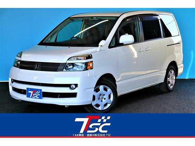 トヨタ トランス-X 後期モデル ユーザー買取車 HIDヘッドライト 禁煙車 キーレス フルフラット ETC ISOFIX 5人乗り