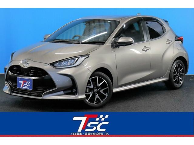 トヨタ Z 6速マニュアル/15インチアルミホイール/パノラミックビューモニター/ブラインドスポットモニター/ドラレコ/セーフティセンス/ヘッドアップディスプレイ/純正ナビ/フルセグ/Bluetooth/禁煙車