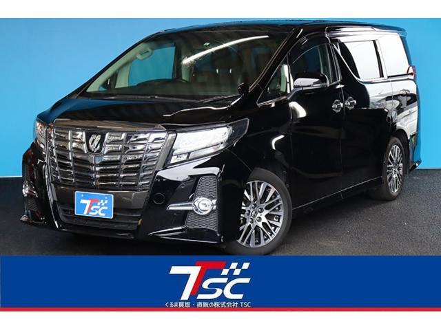 トヨタ 2.5S Cパッケージ アルパインBIGXナビ/フリップダウンモニター/LEDヘッドライト/バックカメラ/Bluetoothオーディオ/フルセグ/ETC/クリアランスソナー/両側パワースライドドア/パワーシート/禁煙車