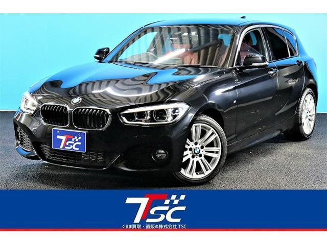 BMW 1シリーズ 118d Mスポーツ インテリジェントセーフティ/純正HDDナビ/バックカメラ/レザーシート/シートヒーター/前後ドライブレコーダー/スマートキー&プッシュスタート/アイドリングストップ/前後ソナー/ディーゼルターボ車