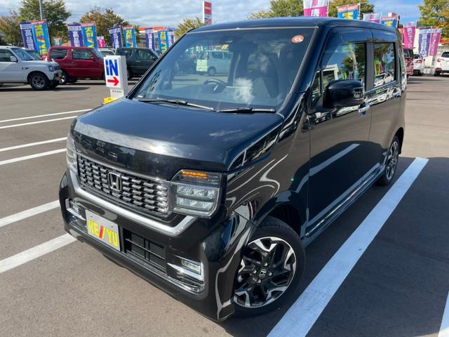 ホンダ L・ターボホンダセンシング 4WD 禁煙車 ワンオーナー Bluetooth バックカメラ レーダークルコン 衝突低減 コーナーセンサー パドルシフト ミラーヒーター プッシュスタート LEDライト シートヒーター ETC