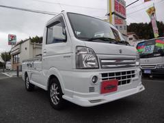 キャリイトラックKX 4WD エアロ付 YAZAWA仕様