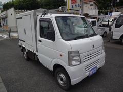 キャリイトラック冷凍販売車 −5℃設定