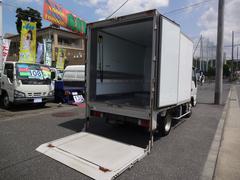 エルフトラックパネルバン 2t パワーゲート付 オートシフト