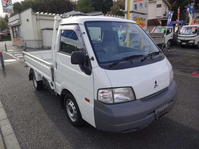三菱 DX ダブルタイヤ 850kg CA 14000km