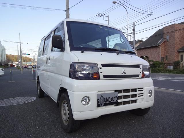 三菱 CD ハイルーフ AT車