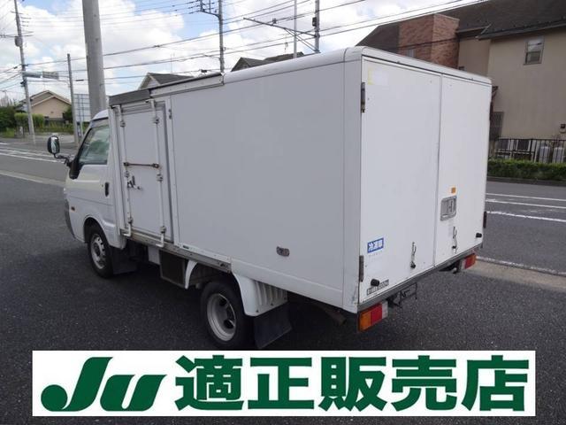 マツダ 冷蔵冷凍車 サイドドア付 コラムAT 1t積み