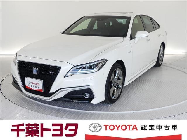 トヨタ RSアドバンス  弊社試乗車