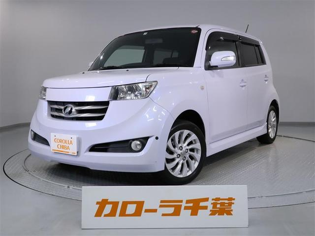 トヨタ 1.3S Qバージョン ナビ・ETC・コーナーセンサー付き