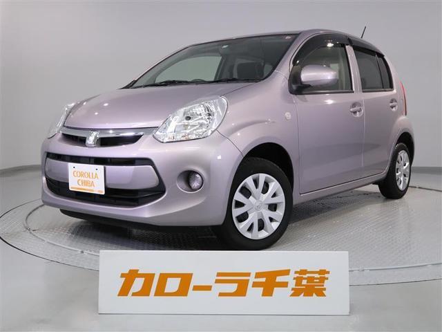 トヨタ パッソ 1.0X Lパッケージ・キリリ ナビ バックモニタ キーレス