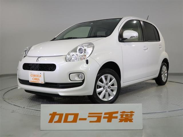 トヨタ パッソ 1.0プラスハナ Gパッケージ