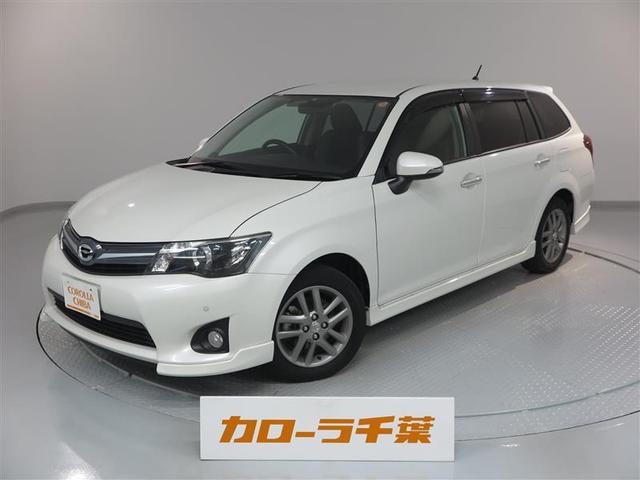 トヨタ 1.5G エアロツアラー ナビ コーナーセンサー