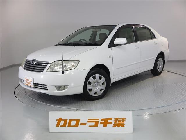 トヨタ カローラ 1.5G ナビ (車検整備付)