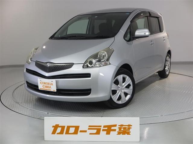 トヨタ ラクティス 1.5G Lパッケージ オーディオ (車検整備付)