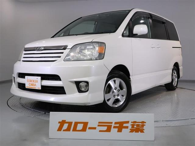 トヨタ ノア S Vセレクション HIDヘッドライト ETC 8人乗り