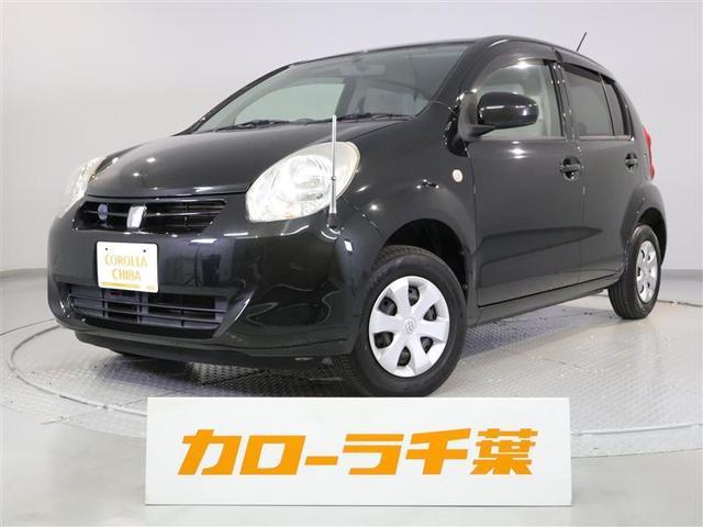 トヨタ パッソ 1.0X ユルリ