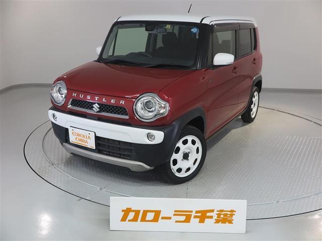 「スズキ」「ハスラー」「コンパクトカー」「千葉県」の中古車