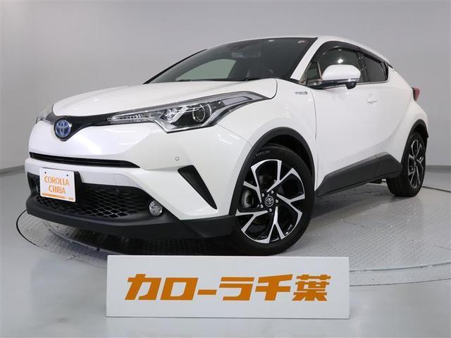 「トヨタ」「C-HR」「SUV・クロカン」「千葉県」の中古車