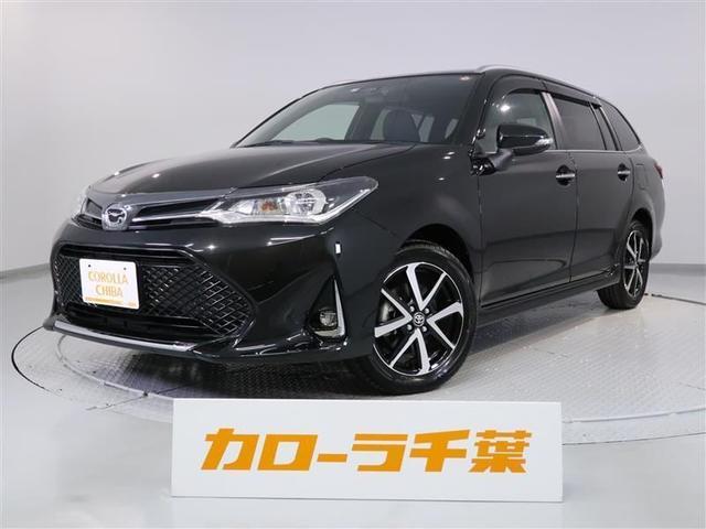 カローラフィールダー(トヨタ) 1.5G ダブルバイビー 中古車画像