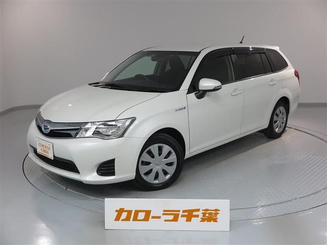 トヨタ ハイブリッドG シートヒーター ナビ バックモニター ETC