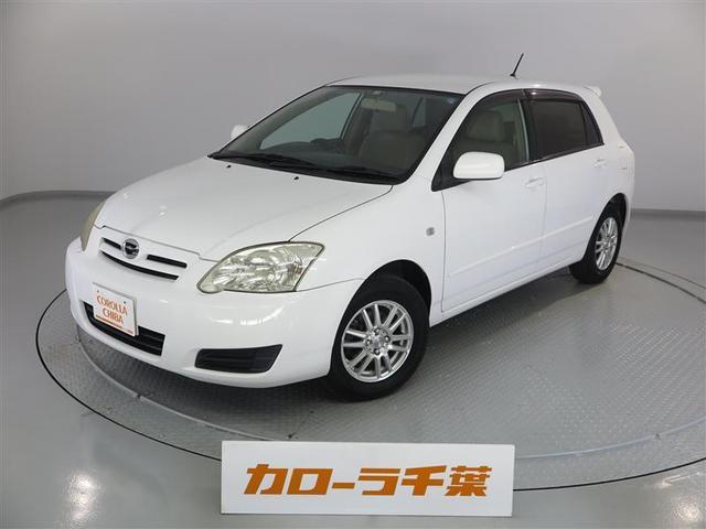 トヨタ カローラランクス X Gエディション CDチューナー ワ...