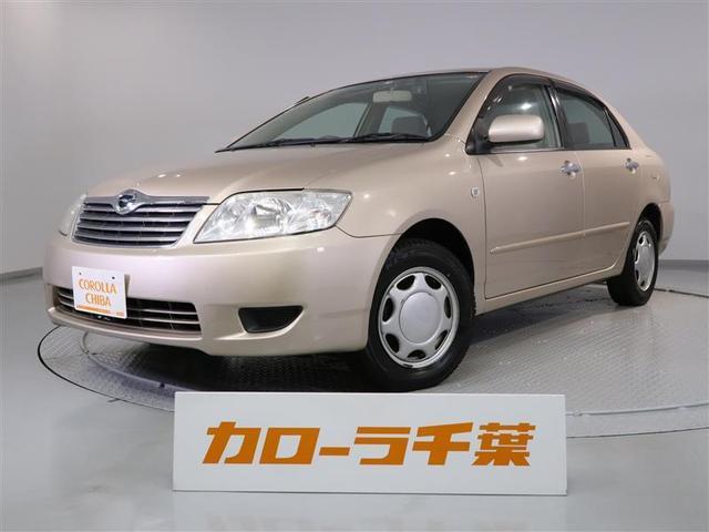 トヨタ カローラ X HIDリミテッド ETC ドライブレコーダー HIDヘッドランプ ロングラン保証1年付き