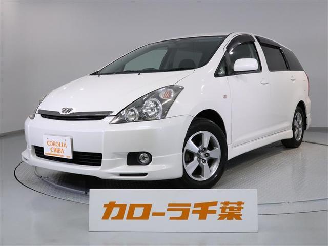 トヨタ 1.8X Sパッケージ HDDナビ フルエアロ 純正アルミ