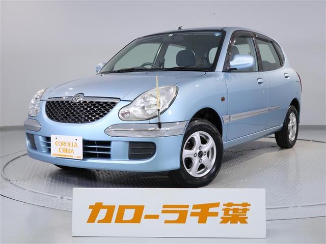 「トヨタ」「デュエット」「コンパクトカー」「千葉県」の中古車