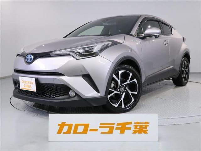 トヨタ HV G ナビ・LEDヘッドライト・ETC・バックモニター