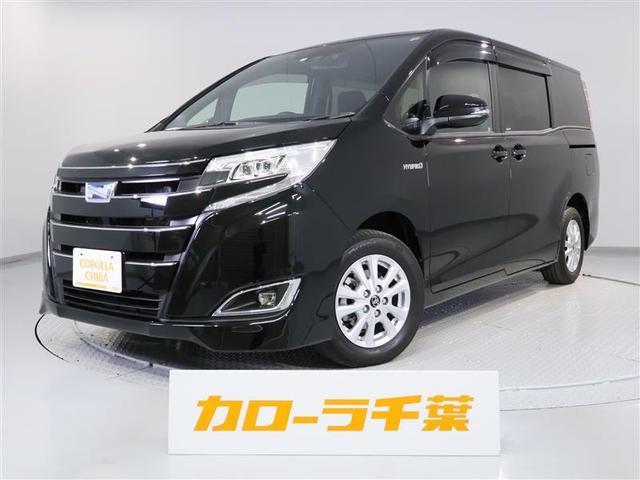トヨタ ノア ハイブリッドG ナビ・ETC・バックモニター・ドラレコ