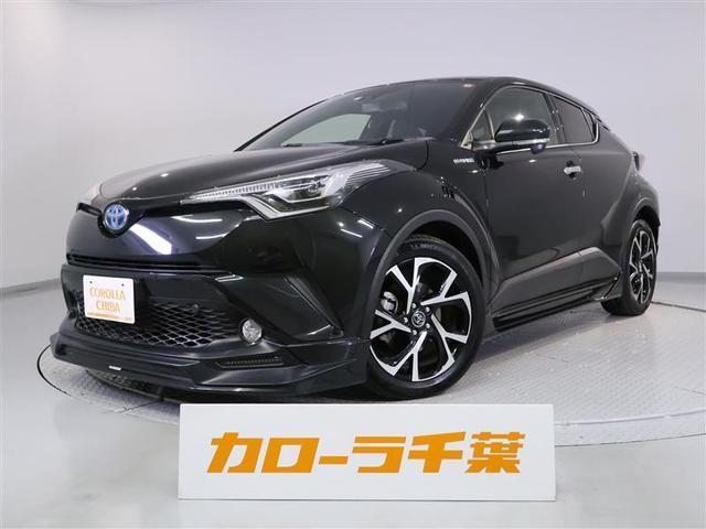 トヨタ HV G LEDエディション 安全装置・ナビ・バックカメラ