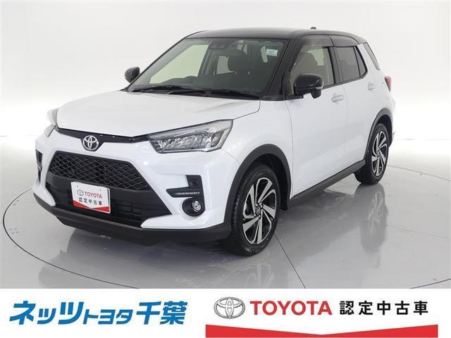 トヨタ ライズ Z 前歴当社社用車 純正メモリーナビ バックモニター