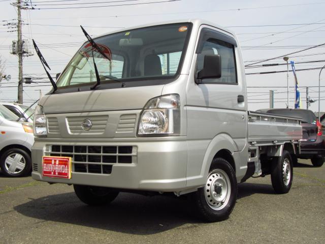 日産 DX 新車保証継承 フロア5MT 禁煙車