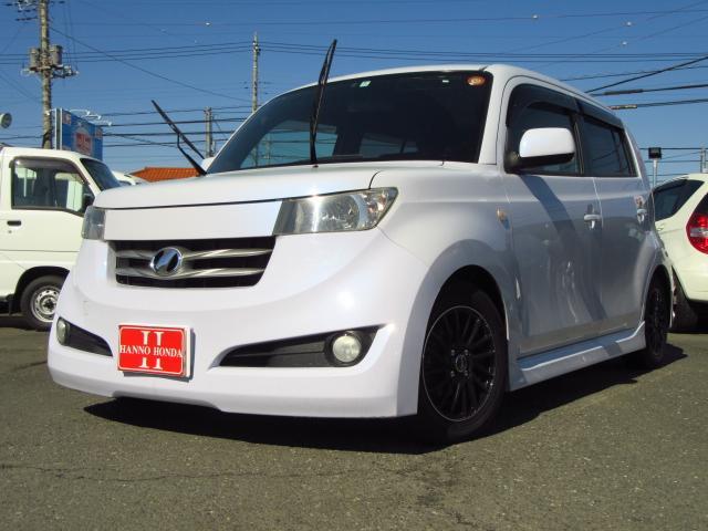 トヨタ Z Qバージョン ワンオーナー車 純正ナビ バックモニター